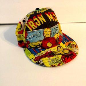 New Invencible Iron Man Marvel Comics Cap